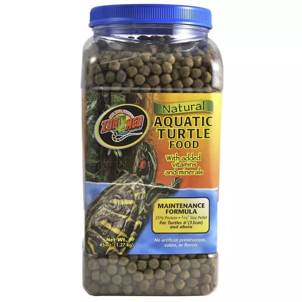 ZooMed Aquatic Turtle Food Maintenance 1.27Kg