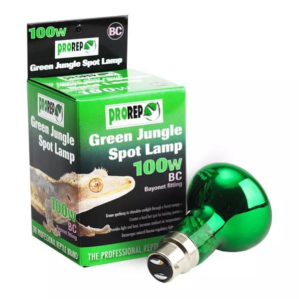 ProRep Green Jungle Spotlamp 100W BC