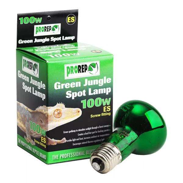 ProRep Green Jungle Spotlamp 100W ES