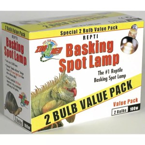 Zoo Med Repti Basking Spot 2x 60W