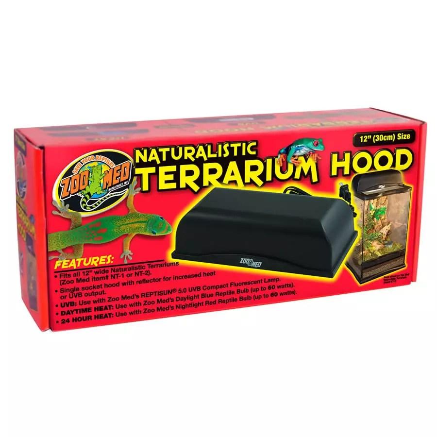 ZooMed Naturalistic TerrariumHood 30cm LF-50