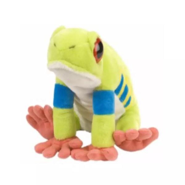 Wild Republic Cuddlekins Frog 30cm Soft Toy