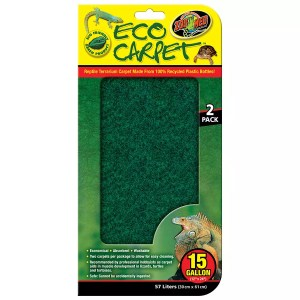 ZooMed Eco Cage Carpet 30x61cm (15-20 Gallon)