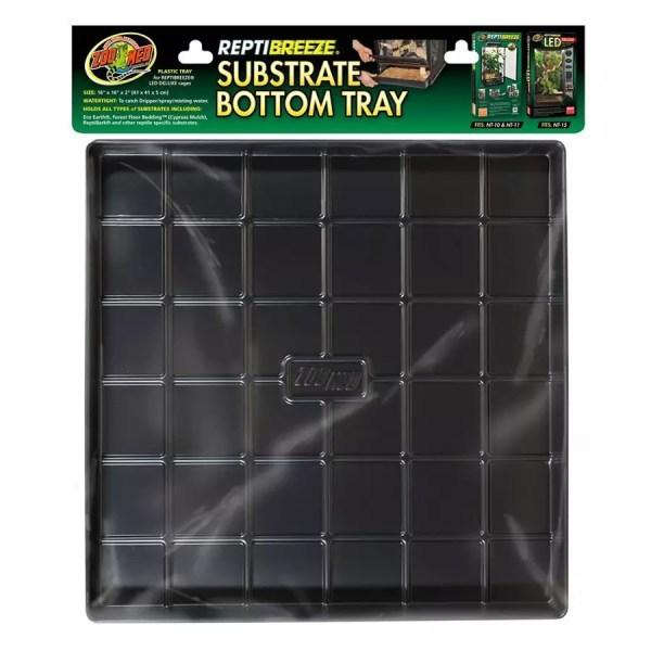 ZooMed ReptiBreeze Substrate Bottom Tray Medium