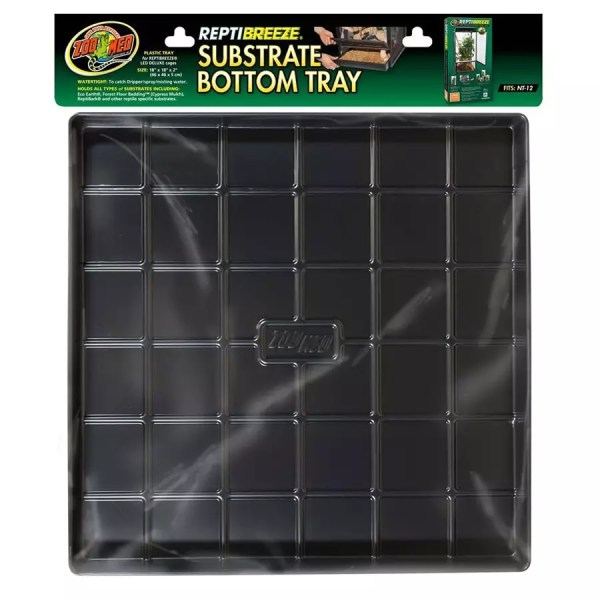 ZooMed ReptiBreeze Substrate Bottom Tray Large