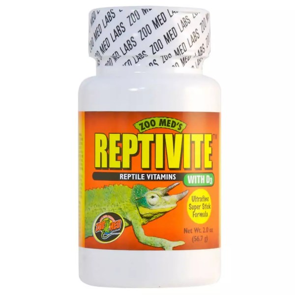 ZooMed Reptivite with D3  56.7g, A36-2
