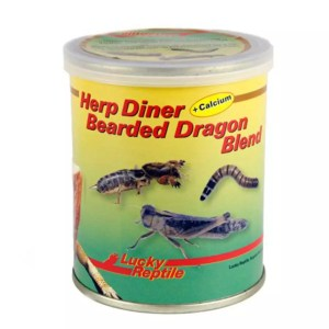 Lucky Reptile Herp Diner Bearded Dragon,70g