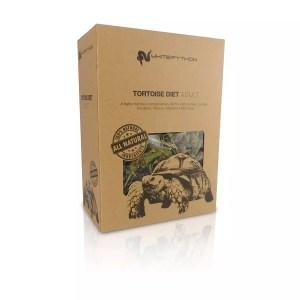 White Python Tortoise Diet Dried Food, Adult 95g