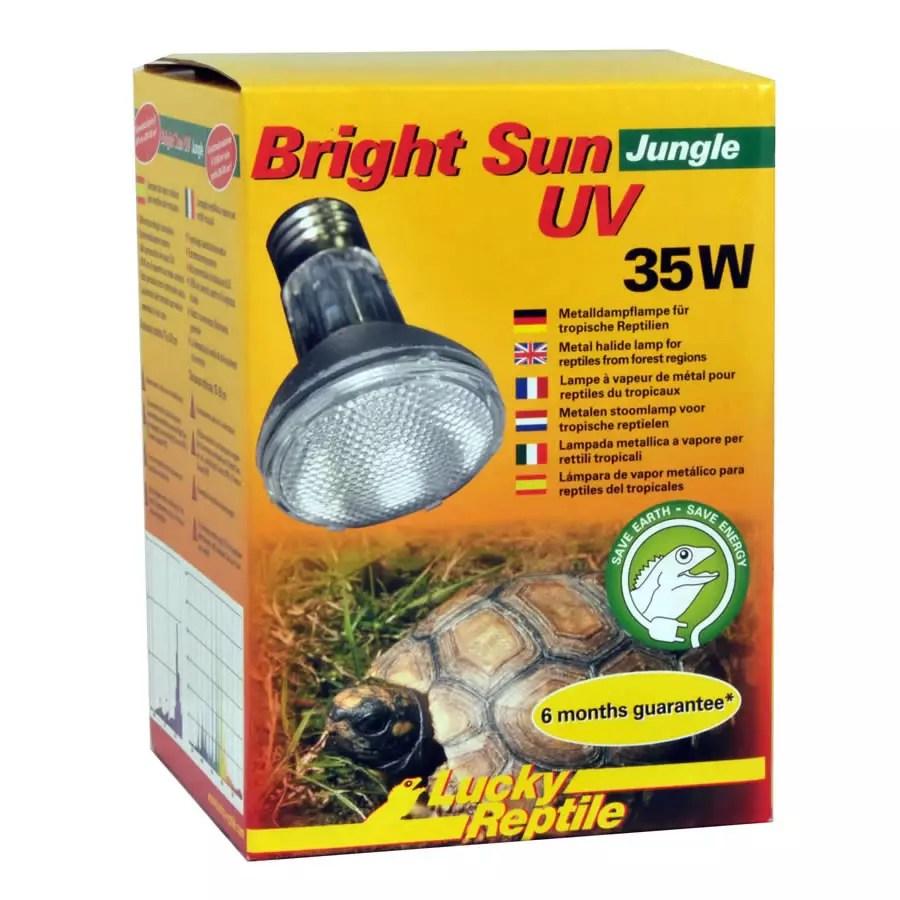 Lucky Reptile Bright Sun UV Jungle 35W, BSJ-35