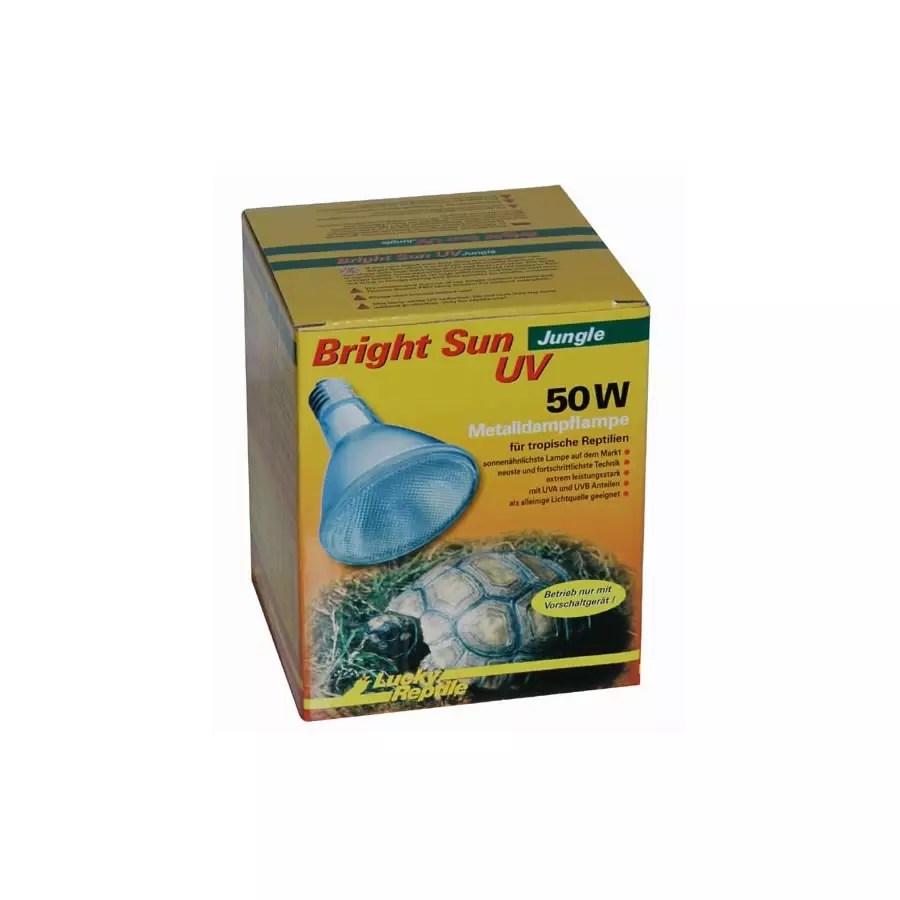 Lucky Reptile Bright Sun UV Jungle 50W, BSJ-50