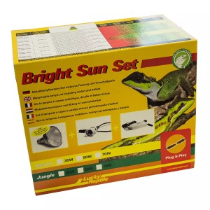 Lucky Reptile Bright Sun Evo SET Jungle 70W