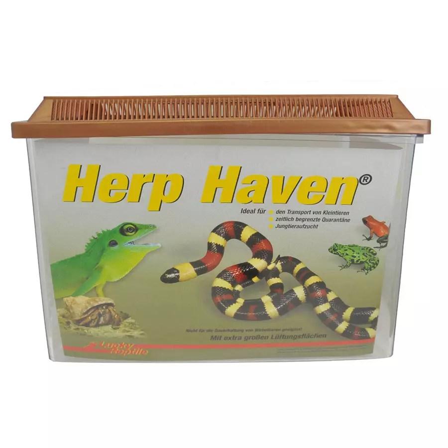 Lucky Reptile Plastic Terrarium maxi