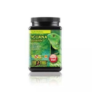 Exo Terra Pellets Juvenile Iguana 240g