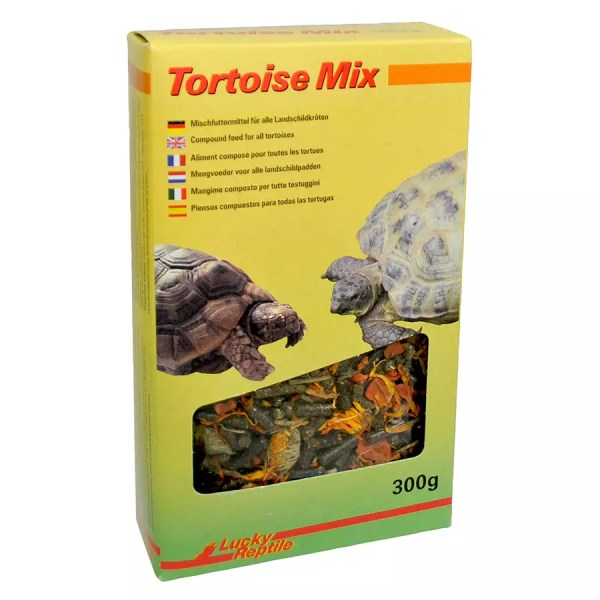 Lucky Reptile Tortoise Mix 300g