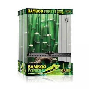 Exo Terra Bamboo Forest Habitat Kit 45x45x60cm