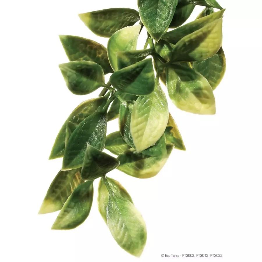 Exo Terra Plastic Plant Mandarin Medium