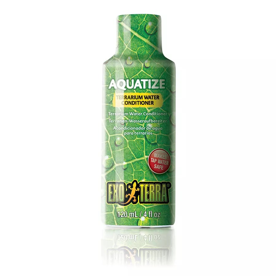 Exo Terra Aquatize Water Conditioner 120ml