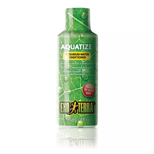 Exo Terra Aquatize Water Conditioner 120ml