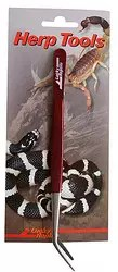 Lucky Reptile Tweezers 45cm angled