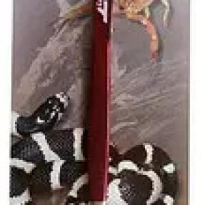 Lucky Reptile Tweezers 20cm angled