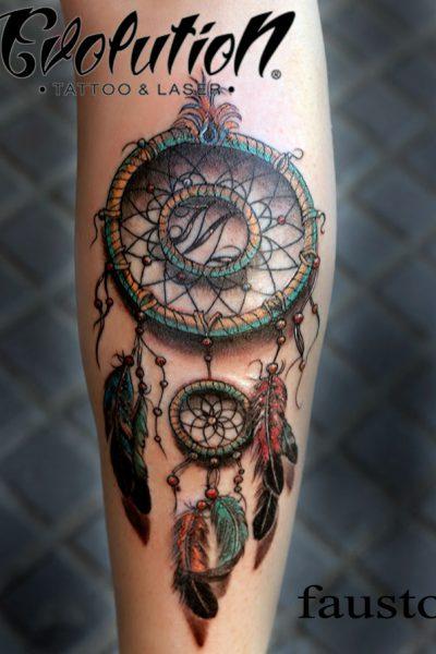 Significado De Los Tatuajes De Atrapasueños Evolution Tattoo