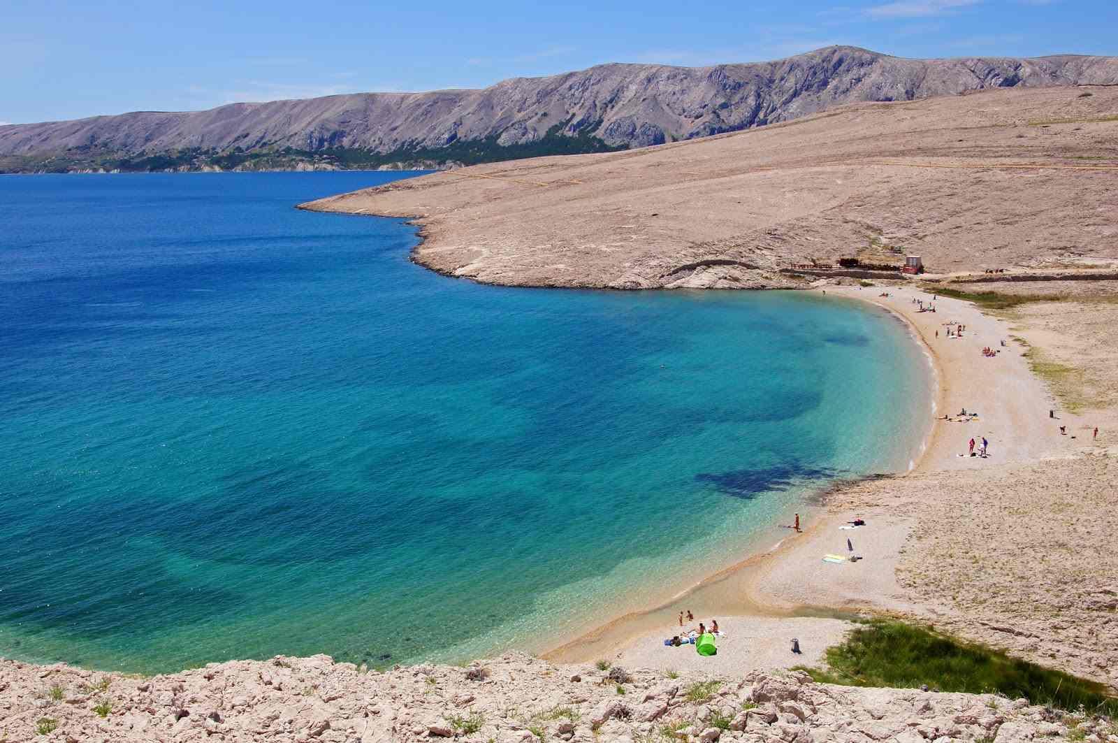 Isola di Pag  Mai fermarsi nella stessa spiaggia  Evolution Travel