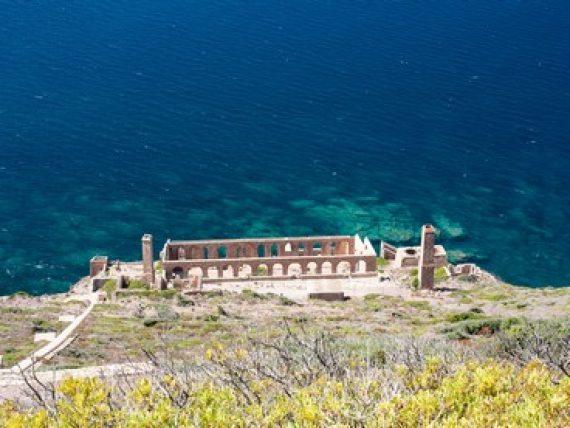 Tour delle miniere del SulcisIglesiente in Sardegna non solo mare  Evolution Travel