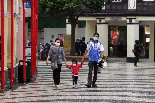 Coronavirus effects and social distancing