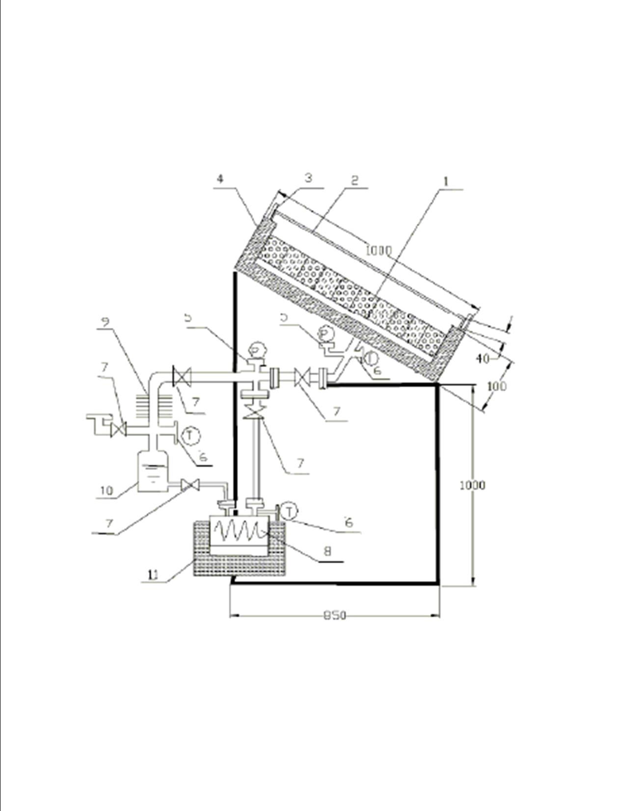 Solar Powered Refrigeration Unit