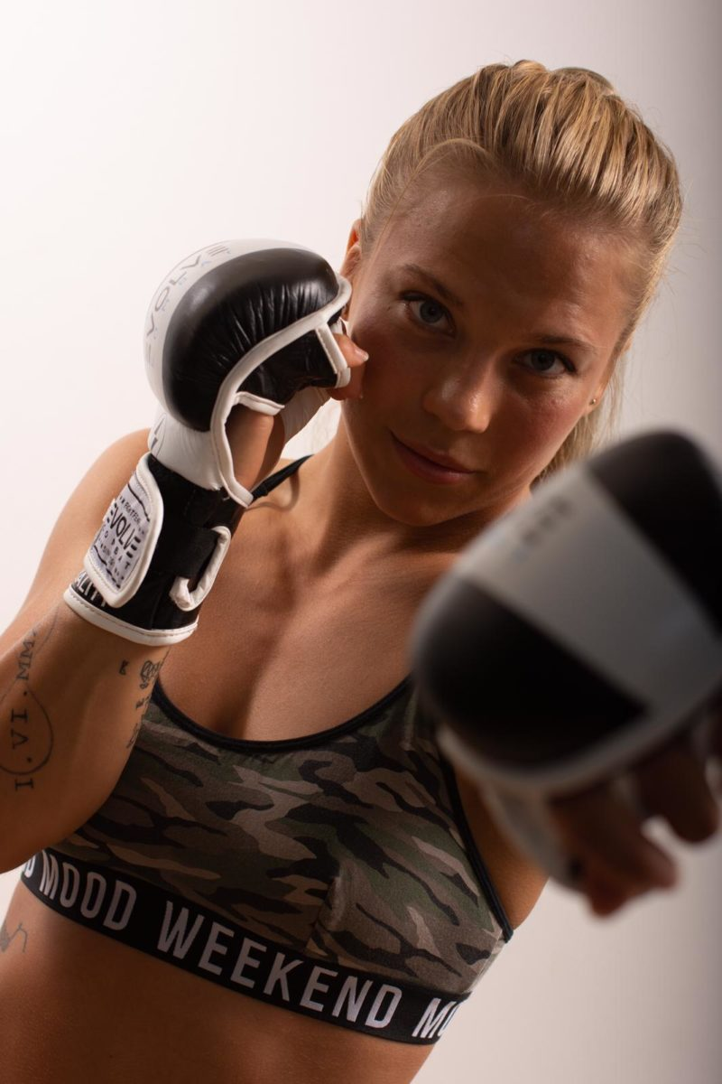 Evolve Combat Duality MMA Hansker Nathalie Rindal 2