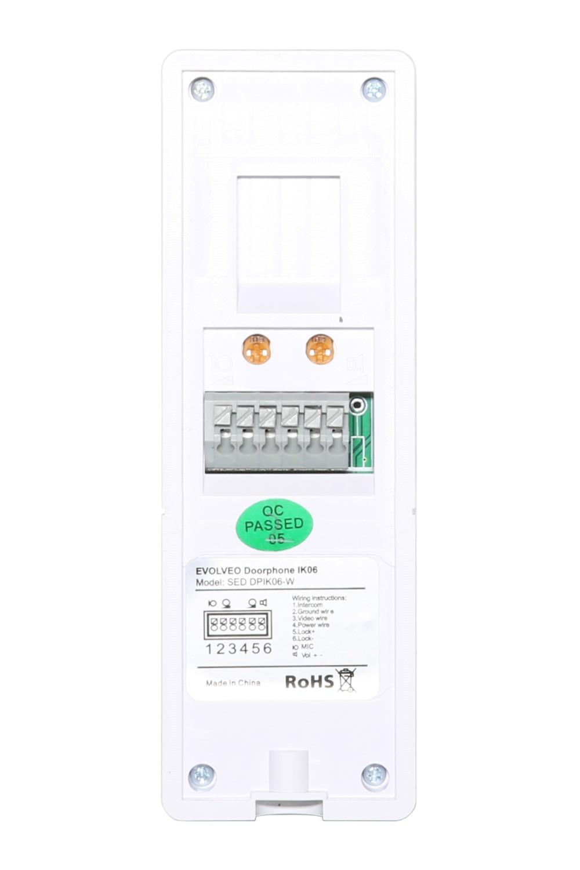 EVOLVEO DoorPhone IK06, set video dveřního telefonu s