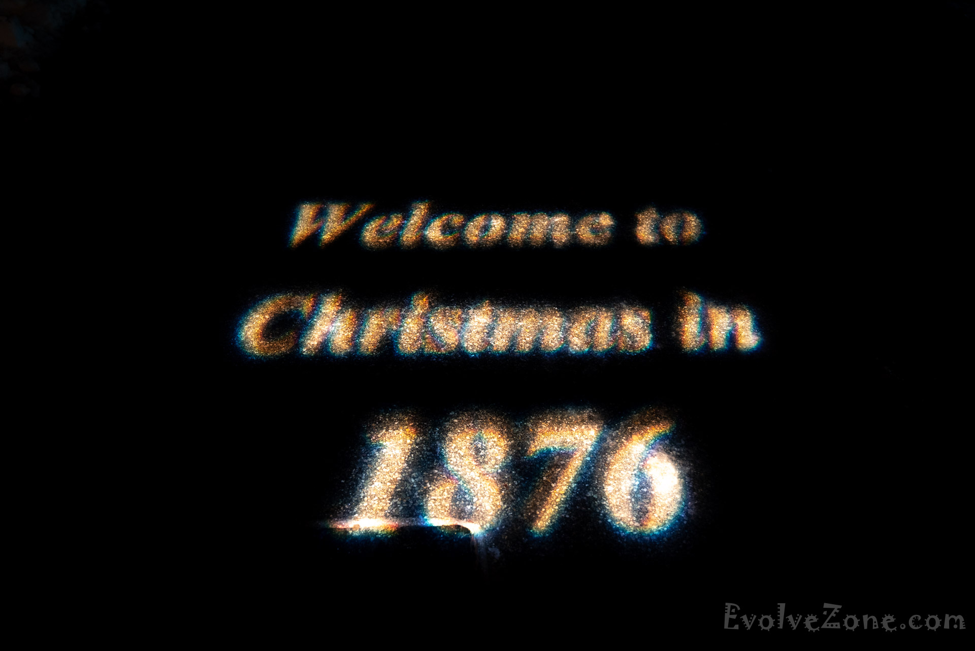 Christmas in 1876