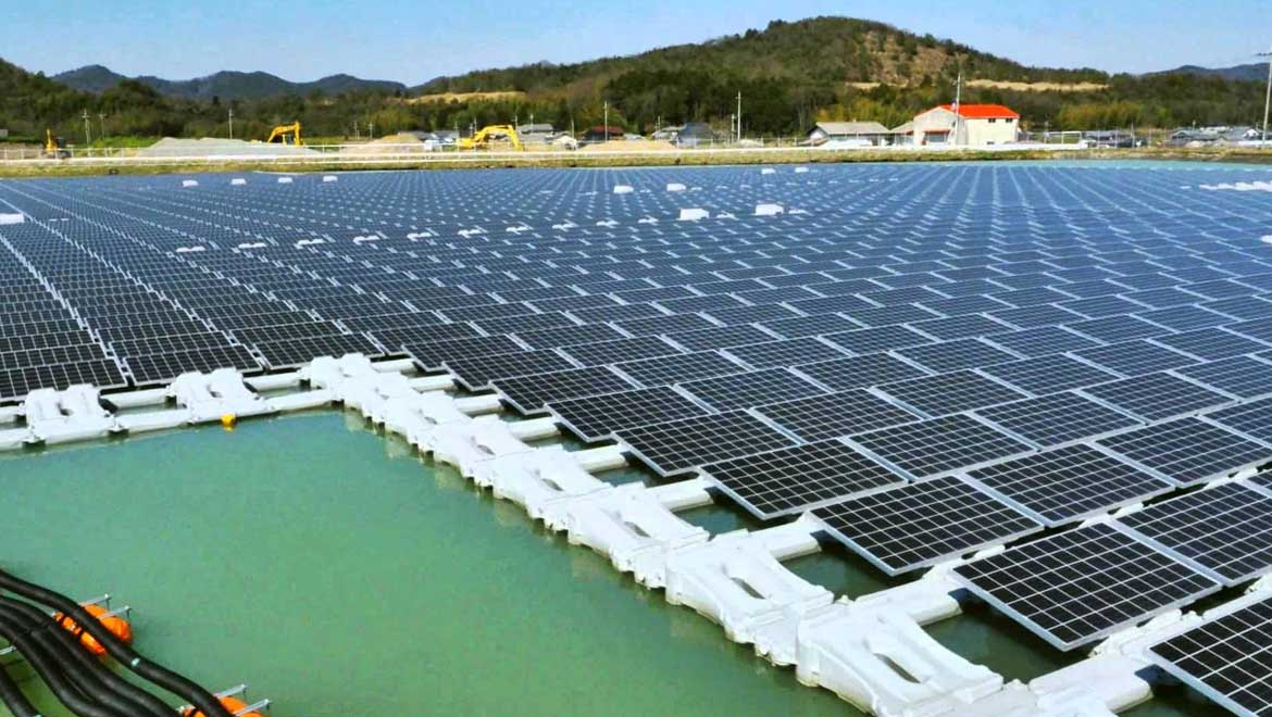 Floating Solar Power Plants Of Japan Evolving Science