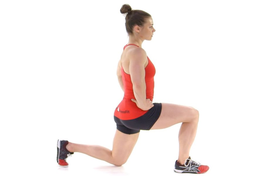 MOVEMENT TIP: The Walking Lunge | Evolving Fitness