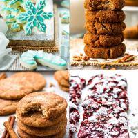 12 Gluten Free Christmas Cookies