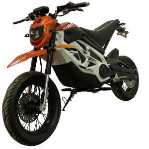 Кроссовый электромотоцикл купить Киев