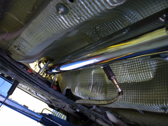 Ford Focus ST Bolt on Downpipes - Evolution/STO/MRCtuning
