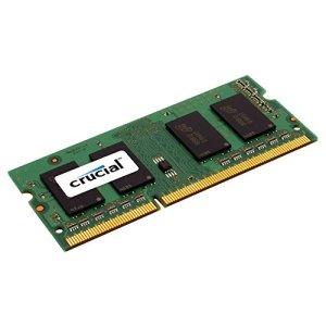 Crucial CT51264BF160BJ Mémoire de 4GB DDR3L 1600 MT/s (PC3L-12800) SODIMM 204-Pin