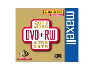 Maxell – DVD-RAM – 4.7 Go – support de stockage