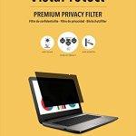 """VistaProtect – Filtre de Confidentialité Premium, Film Protection Anti Regard pour Écran d'Ordinateur Portable & Notebook (14"""" pouces)"""
