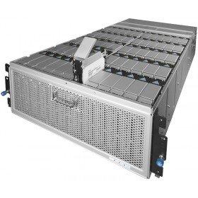 'HGST 4u60HDD Enclosure 3.5«Gris–Disque dur en réseau (3.5, Serial Attached SCSI, unité de disque dur Serial Attached SCSI, 96000Go, JBOD)