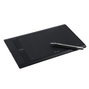 Bemodst® 358 mm * 210 mm Portable Electronic Digital Dessin Tablette Pad à la main Tableau à écrire