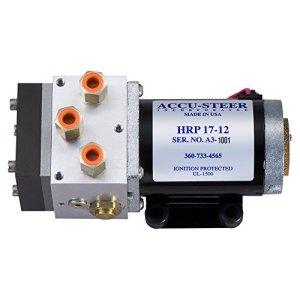 Accu-Steer HRP17-24 Hydraulic Reversing Pump Unit – 24 VDC