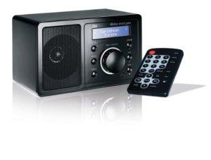 DNT IPdio mini Radio Internet Noir