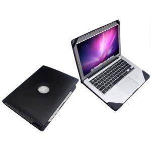 Navitech housse en cuir fin et léger pour Apple MacBook Air 13″