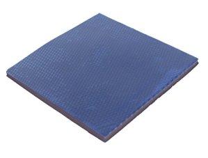 Cooling Junkies Pad thermique Thermal Pad qualité industrielle 100 x 100 x 5 mm 7 W/mk conductivité thermique