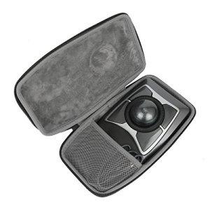 Étui de Voyage Rigide Housse Cas pour Kensington – 64325 – Expert Mouse Trackball / K72359WW sans Fil par co2CREA