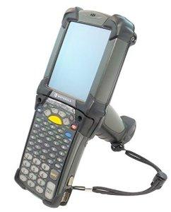 Zebra mc9200standard, 1D, SR, BT, WLAN, 5250Emu, Gun, disp, WEC 7