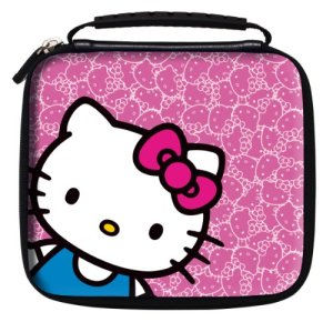 BigBen Interactive Hello Kitty EVA Pouch Rangement Console compatible 2DS