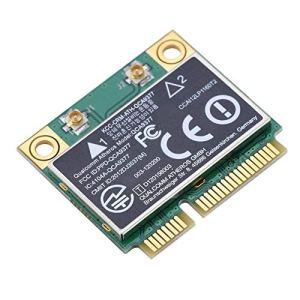 Zerone Carte sans Fil WiFi Double Carte Carte réseau 2.4G / 5Ghz 433Mbps WiFi Mini PCI-E